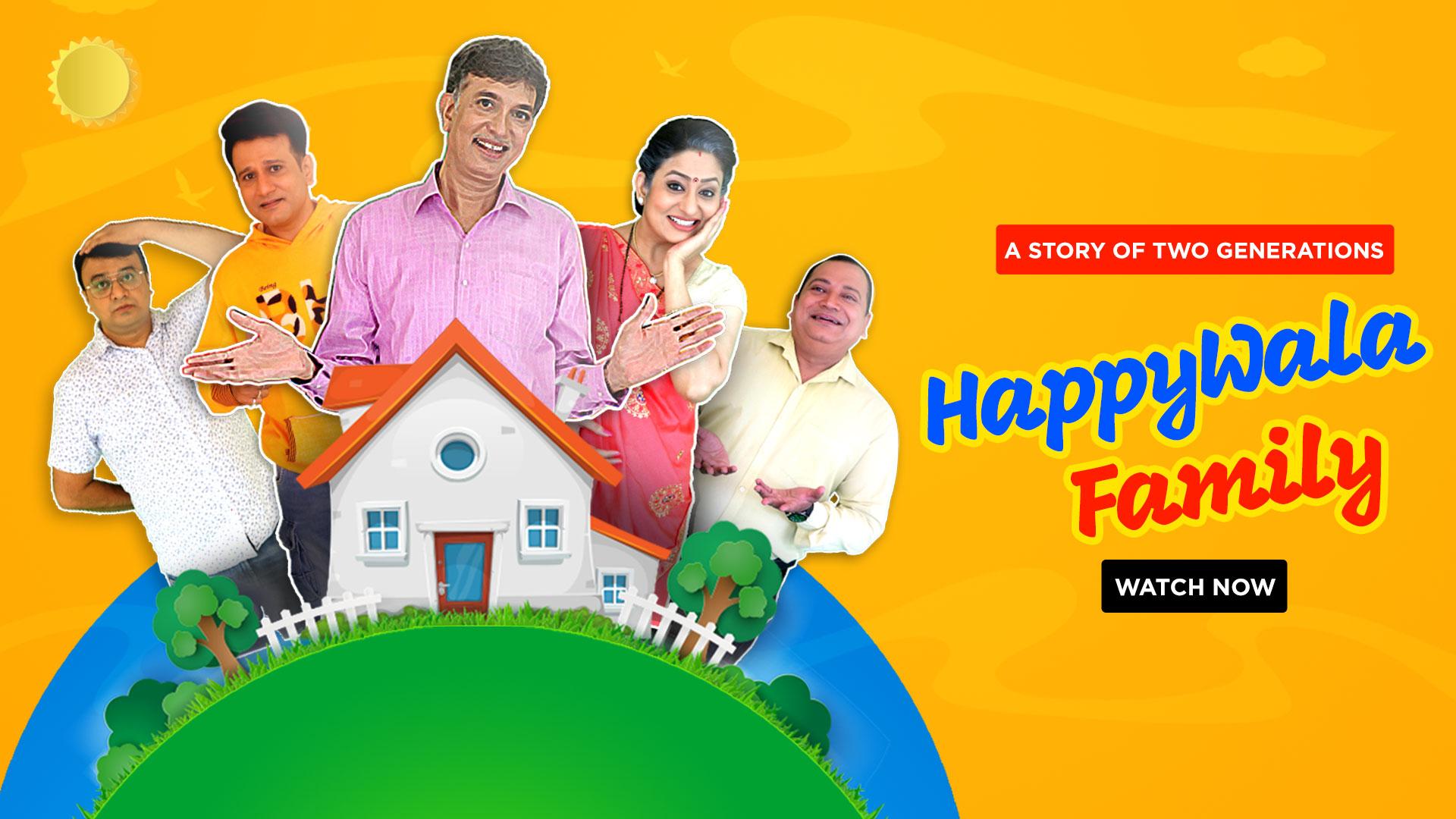 Happywala Family
