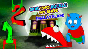 1, 2, Buckle My Shoe - Halloween - Malayalam