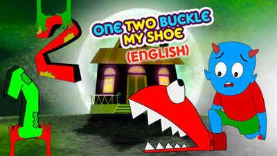 1, 2, Buckle My Shoe - Halloween