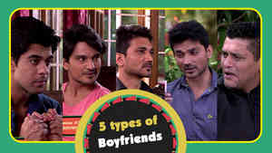 5 Types Of Boyfriends