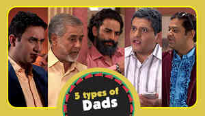 5 Types Of Dads