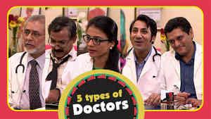 5 Types Of Doctors