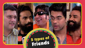 5 Types Of Friends