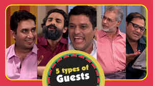 5 Types Of Guests
