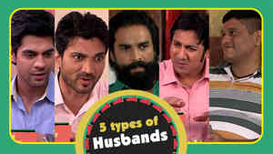 5 Types Of Husbands