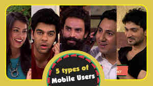 5 Types Of Mobile Users