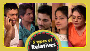 5 Types Of Relatives