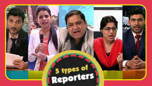 5 Types Of Reporters