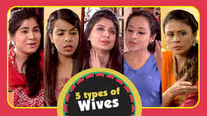 5 Types Of Wives