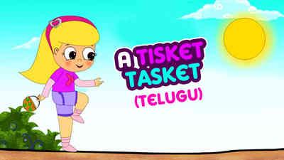 A Tisket A Tasket - Pop Rock Style - Telugu