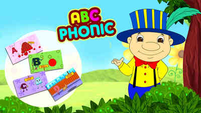 ABC Phonics - Pop Rock Style