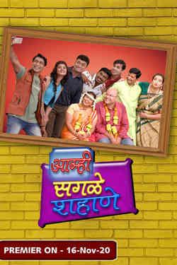 Aamhi Sagle Shahane - Promo