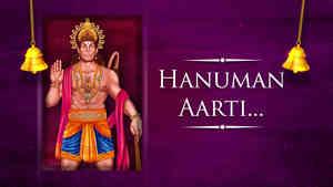 Aarti Kije Hanuman Lalla Ki - Male - Hindi Lyrics