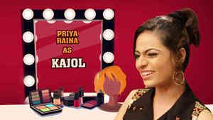 Aisa Maine Suna Hai - Hin - Priya Raina as Kajol - Ep 04