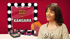 Aisa Maine Suna Hai - Hin - Priya Raina as Kangana - Ep 01