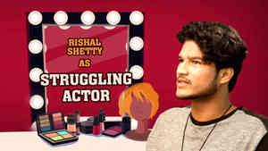 Aisa Maine Suna Hai - Hin - Rishal Shetty as Struggling Actor - Ep 05