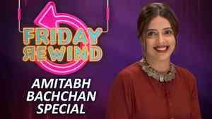 Amitabh Bachchan Special - Friday Rewind with RJ Adaa
