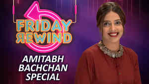 Amitabh Bachchan Special - Friday Rewind with RJ Adaa