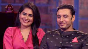 Anshul Trivedi and Vyoma Nandi