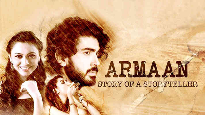 Armaan - Story Of A Story Teller