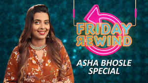 Asha Bhosle Special - Friday Rewind with RJ Adaa