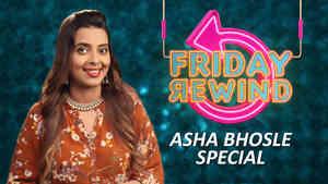 Asha Bhosle Special - Friday Rewind with RJ Adaa