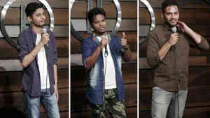 Atrangi Stand-up Comedy Promo