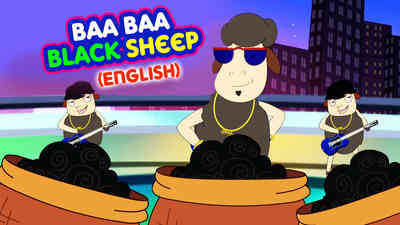 Baa Baa Black Sheep - Pop Rock Style