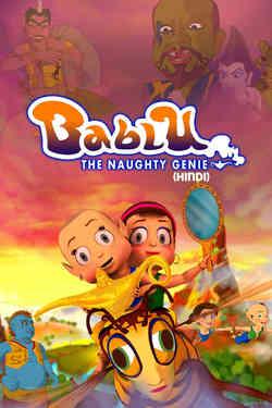 Bablu - The Naughty Jin - Hindi