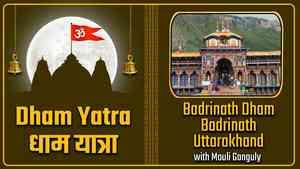 Badrinath Dham - With Mouli Ganguly
