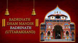Badrinath Dham Mandir, Badrinath, Uttarakhand
