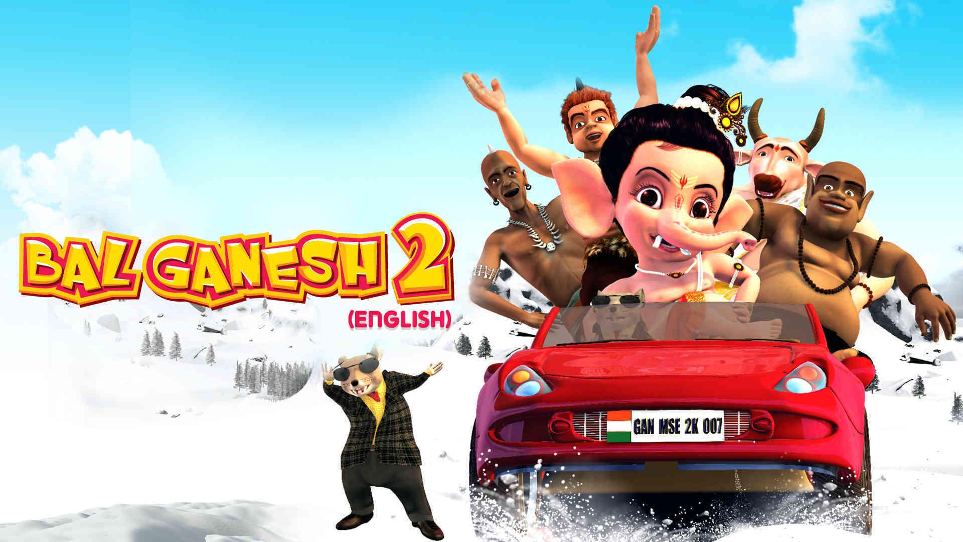 Bal Ganesh 2 - English