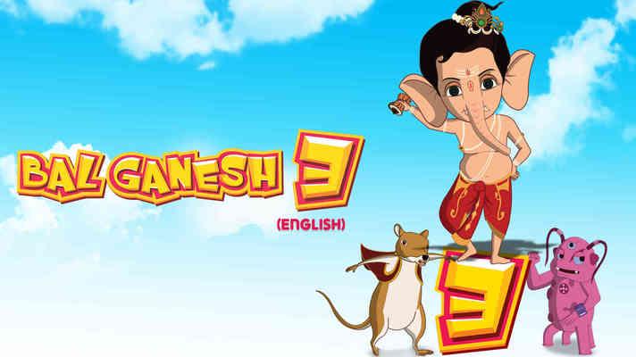 Bal Ganesh 3 - English