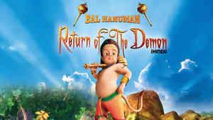 Bal Hanuman III - Return Of The Demon - Hindi