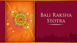 Bali Raksha Stotra