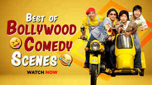 Best of Bollywood Comedy Scenes