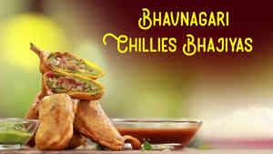 Bhavnagri Stuffed Bhajiya