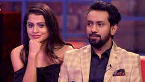 Bijal Joshi and Mitra Gadhvi