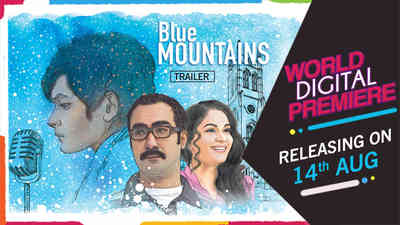 Blue Mountains - Promo