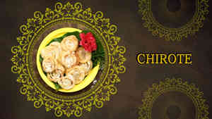 Chirote - Ganesh Festival Recipes
