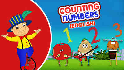 Counting Numbers - Pop Rock Style
