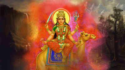 Dasha Maa Aarti