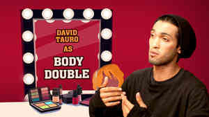 David Tauro as Arjun Rampal's Body Double
