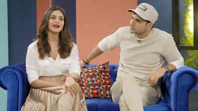 Divyanka and Vivek Promo
