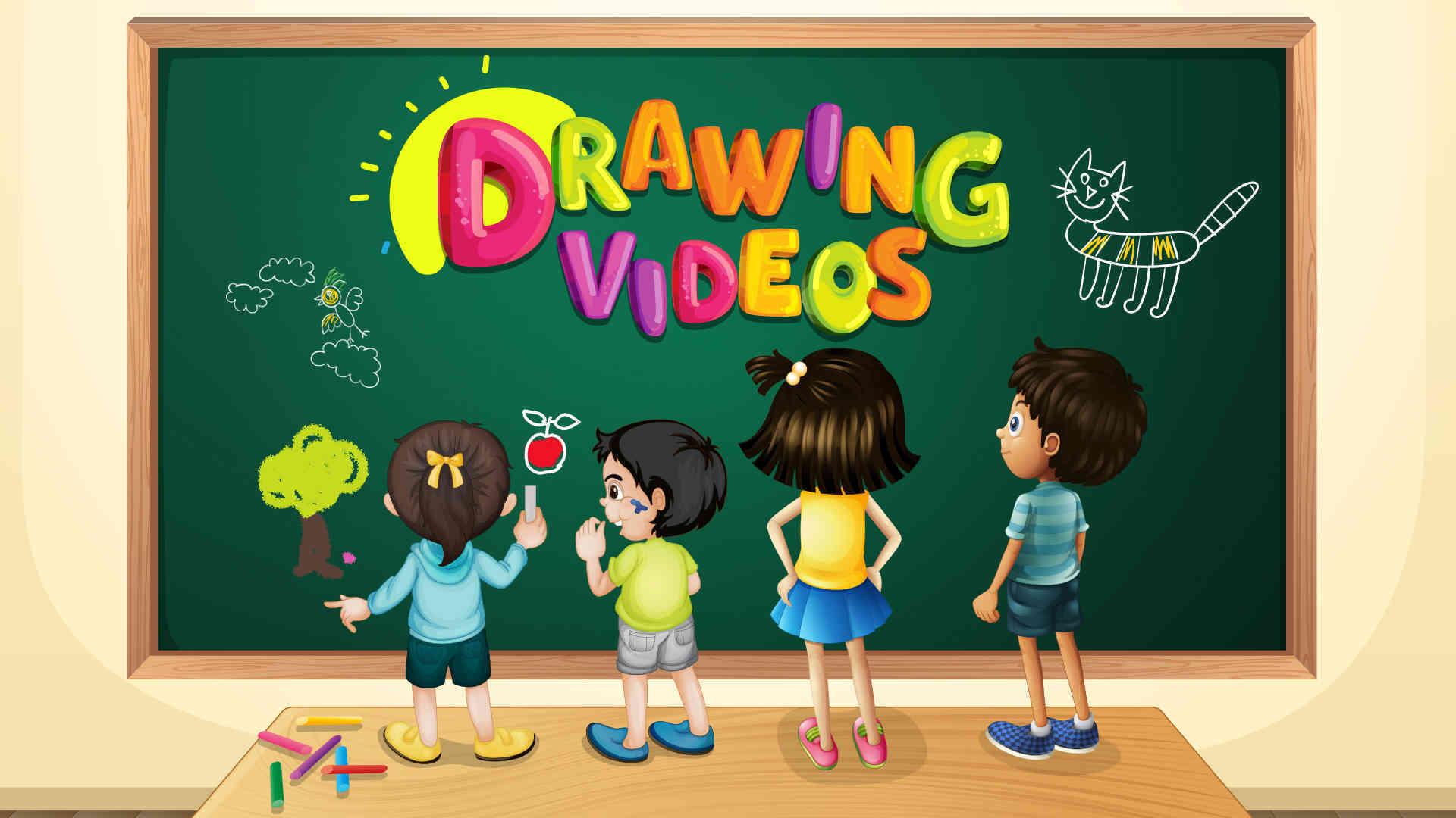 Drawing Videos