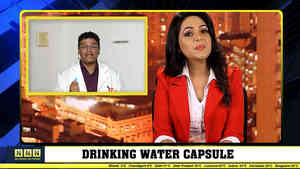 Drinking Water Capsule