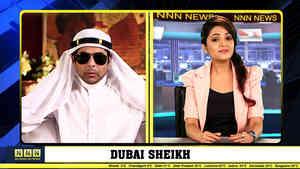 Dubai Sheikh