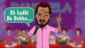 Ek Ladki Ko Dekha