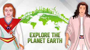 Explore The Planet Earth
