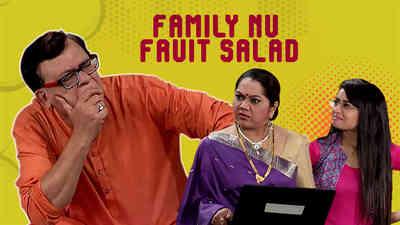 Family Nu Fruit Salad